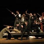 National Theatre of Bulgaria. 'Hyshove' directed by Aleksandyr Morfov. Photo © Atanas Kanchev