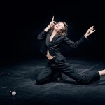 Dani Brown. 'How do you imagine the devil' Guest performance at the ANTISTATIC festival. Sofia. 2013. Photo © DKB Schmid