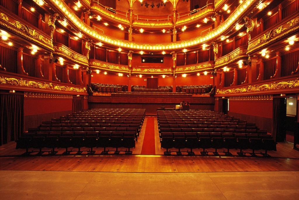 Photo by courtesy of João Tuna & Teatro Nacional São João Porto