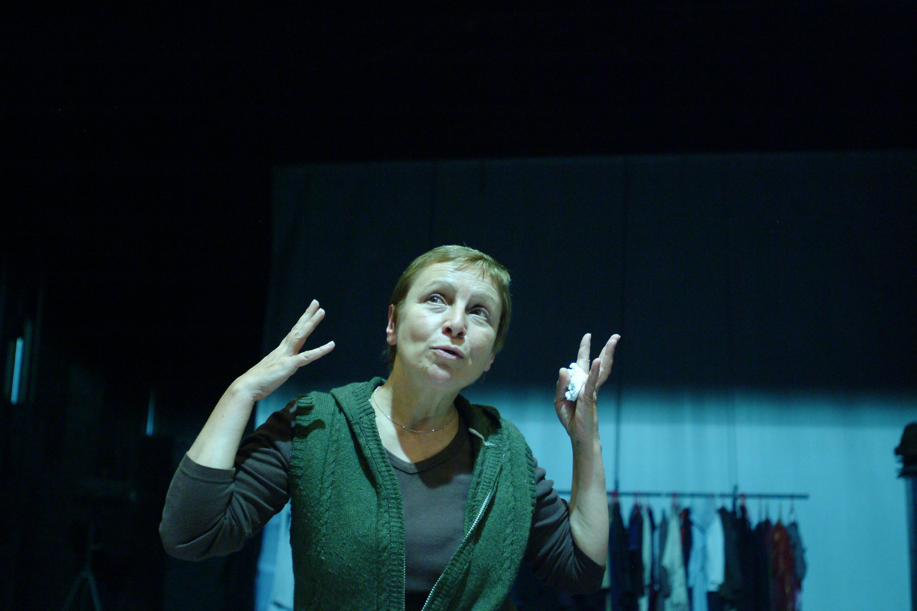 Prof. Margarita Mladenova - © Simon Varsano
