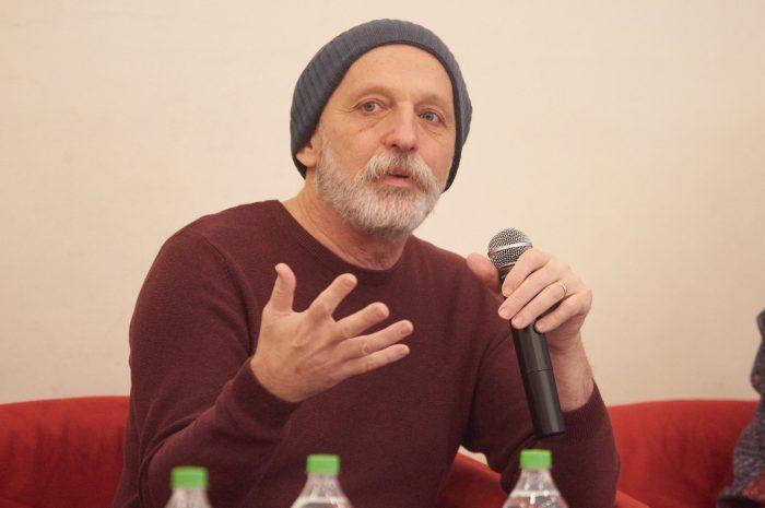András Visky at UTE Fest No. 18